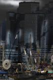 HONG KONG in CONSTRUCTION