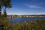 Across the Siuslaw River, Florence Oregon
