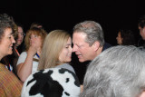 Maria Shaking Hands with Al Gore