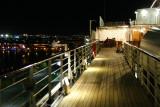 Noordam nighttime decks at Aruba