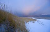 Dunes Winter Sunrise