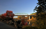 Feather River Bridge from nature center