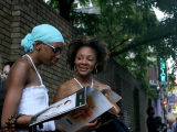 Women in Brick Lane