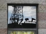 Crane in the Frame