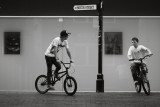 July 7  2008:  Young Lads on their Bikes