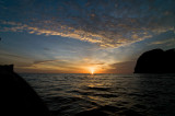 Sunset at Phi Phi III