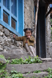Kids from Nepal