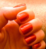 I'm Not Really a Waitress OPI RED