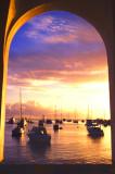 Catalina Arch Sunrise