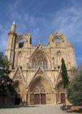 Famagusta - Cathedral of St. Nicolaus / Lala Mustafa Pasa Camii