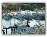 Sevastopol, russian naval base