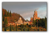 Abkhazia, Novy Afon (New Athos) monastery