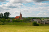 Lithuania, one rural landscape