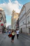 Lithuania, Vilnius, Pilies street
