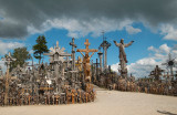 Lithuania, Siauliai, the hill of Crosses