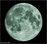 Full Moon October 6 *