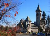 Abbaye St-Benoit-du-Lac
