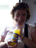 First Orangina!