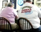 regular maine diner customers