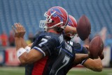 Buffalo Bills quarterback J.P. Losman