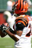 NFL Cincinnati Bengals CB Deltha O'Neal
