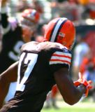 NFL Cleveland Browns WR Braylon Edwards