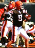 NFL Cleveland Browns QB Charlie Frye