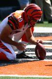 NFL Cincinnati Bengals punter Kyle Lasrson