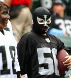 NFL Oakland Raiders fan