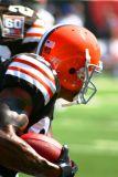 NFL Cleveland Browns TE Kellen Winslow