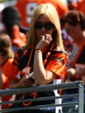 Cincinnati Bengals fan in the stands