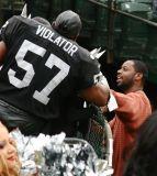 The Violator with Oakland Raiders QB Aaron Brooks