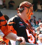 NFL Cincinnati Bengals fan