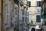 Window level, Kerkyra (Corfu Town)
