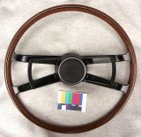 Porsche 911 & 912 Wood Rimmed Steering Wheel