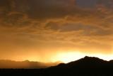 Rain at Sunset #5