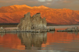 Early Morning Over Mono Lake