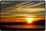 Dawn Over Mono Lake