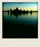Dawn at Mono Lake