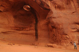 The Natural Architecture of Monument Valley