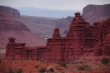 Fisher Towers Area
