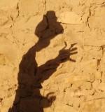 Ranger's Shadow, Mesa Verde