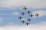 Red Arrows 18