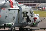 Lynx Mk8 with GPMG Mount