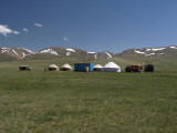 Songkul, Kyrgystan