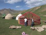 Tash Rabat, Kyrgystan