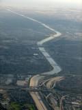 Bridges over the Los Angeles river