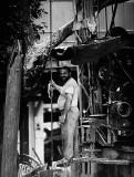 Worker - Tehran