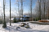 Our much loved house in Penn Run, PA (1999-2008)