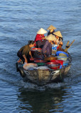 The majority of Hoi An 'fishermen' are actually women
